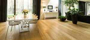 The Choice Between Laminate and Hardwood Flooring