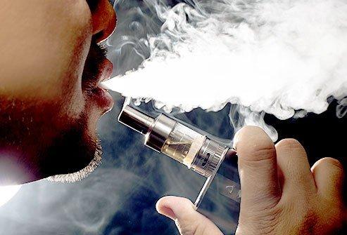 Vaping v/s smoking